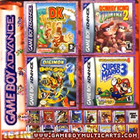 Donkey Kong King of Swing Country 2 Digimon Mario 4