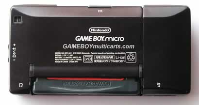 gameboy micro cartridge